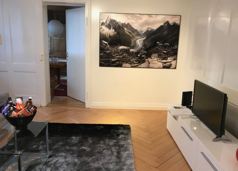 1 bedroom apartment «Altstadtgarten 1» Rent